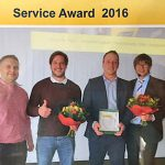 Deutsche Post Service Avard 2016
